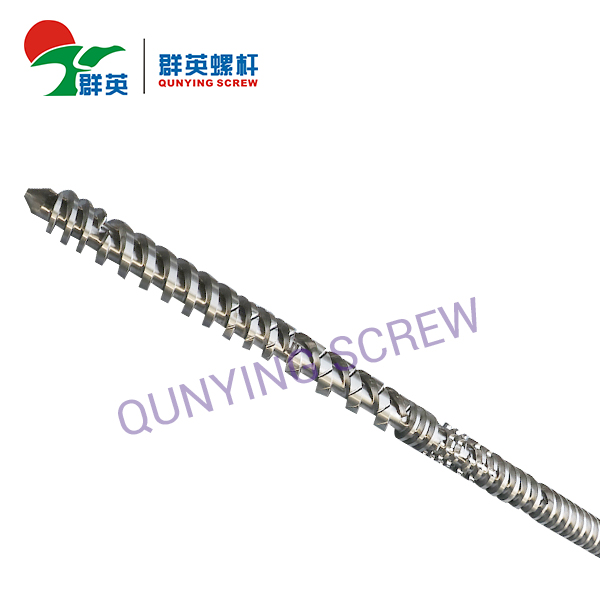 Parallel Screw Barrel para extrusora de PE
