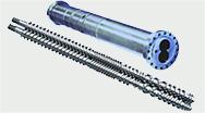 La extrusora paralela de doble husillo es ampliamente utilizada en el llenado