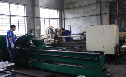 Equipo de la máquina de barril de tornillo